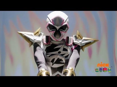 "Power Rangers Super Ninja Steel - Hayley's Detention & Blaze Zords | Episode 14 ""Sheriff Skyfire"""