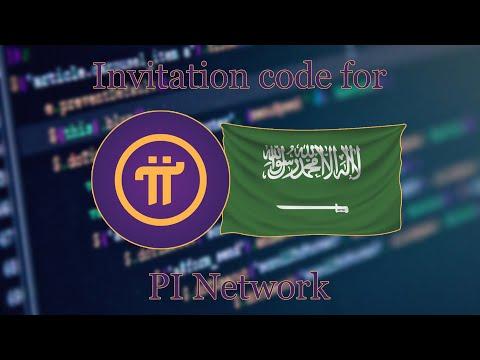Pi Network Saudi Arabia invitation code 🇸🇦 / بي شبكة المملكة العربية السعودية رمز الدعوة