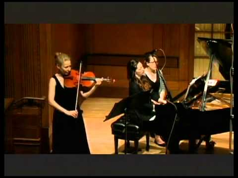 Mendelssohn Op. 19 No. 1, Helena Baillie (viola) & Tanya Gabrielian (piano)