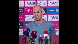 Robben Keeping Transfer Options Open After Being Linked With Inter Milan And Psv