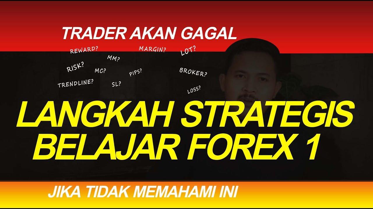 8 Langkah Mulai Trading Forex - Pemula Wajib Tahu (Part 1 ...