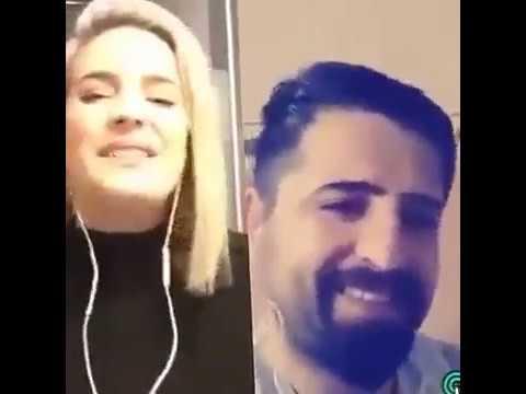 Anna Maria ve Cizreli Mehmetin yeni düeti.