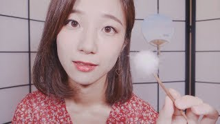 🌃 Summer Night's Ear Cleaning Tool Shop / ASMR Ear Cleaning