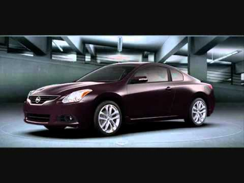 Nissan Altima 3.5 Sr >> 2012 Nissan Altima Coupe 3.5 SR 360 Crimson Black - YouTube