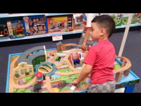 My Day Out With Thomas and Friends Cintron Boys 2013 Part 2