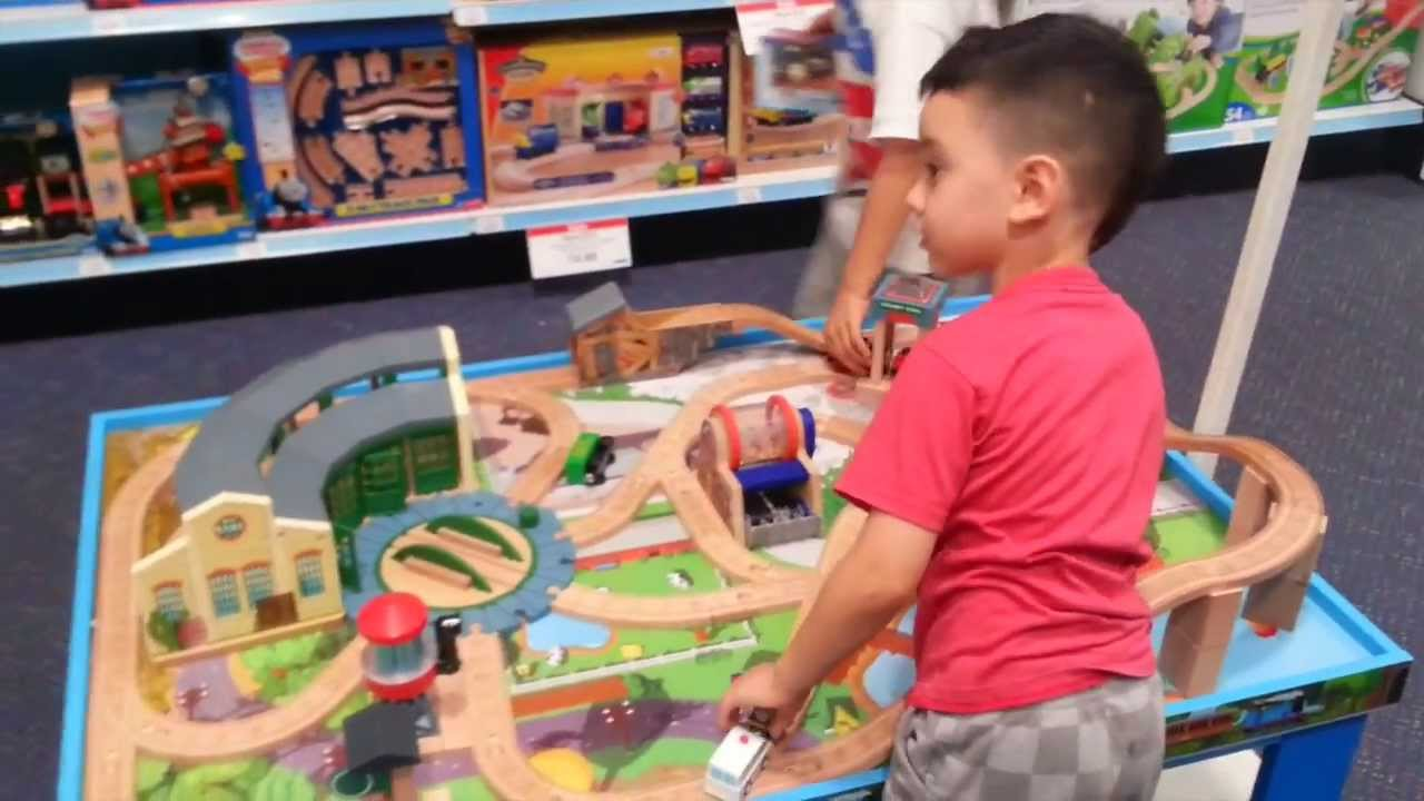 My Day Out With Thomas and Friends Cintron Boys 2013 Part 2 - YouTube