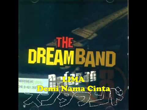 FULL ALBUM DREAM BAND 2004