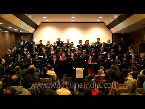 'Ring Christmas Bells' by The Capital City Minstrels