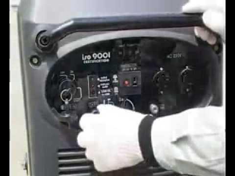 Testing The Kipor Kge3500ti Generator Doovi