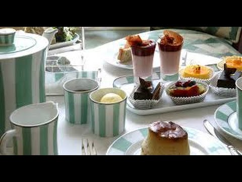 Claridge's Hotel Afternoon Tea Review