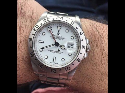 The Best Value Rolex? - Rolex Explorer II Review