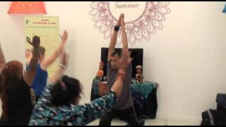 Hatha Yoga - An Indian Summer Leicester