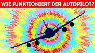 Wie Der Autopilot in einem Flugzeug Wirklich Funktioniert