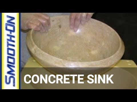 taking the mystery out of how to make a concrete sink mold. Black Bedroom Furniture Sets. Home Design Ideas