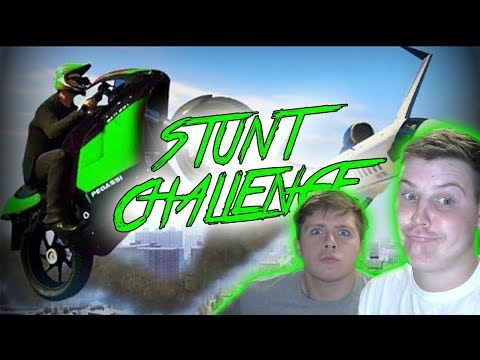 GTA 5 Stunt Challenge Episode #2