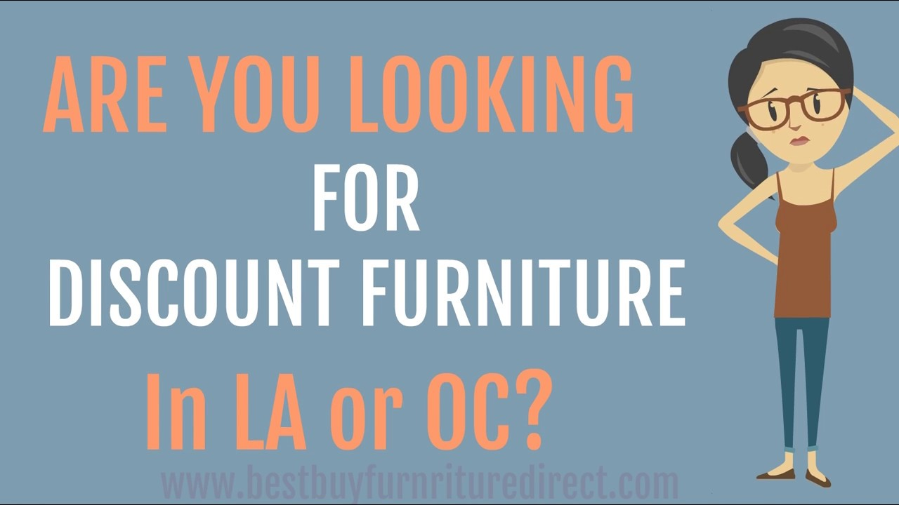 Discount Furniture In Los Angeles Best Buy Furniture Direct Youtube