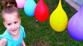 Aprende LOS COLORES EN INGLES PARA NIÑOS 💛 - LEARN COLORS FOR KIDS