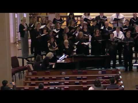 TCU Choral Union and University Singers Fall Concert