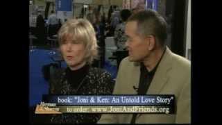 Herman and Sharron - NRB Ken and Joni Eareckson Tada
