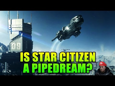 Is Star Citizen A Pipedream? - This Week in Gaming | FPS News