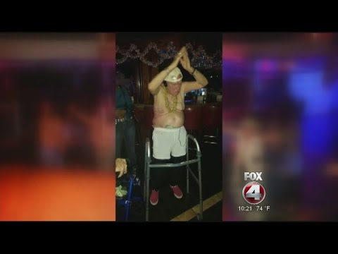 Senior citizens head to Houston strip club
