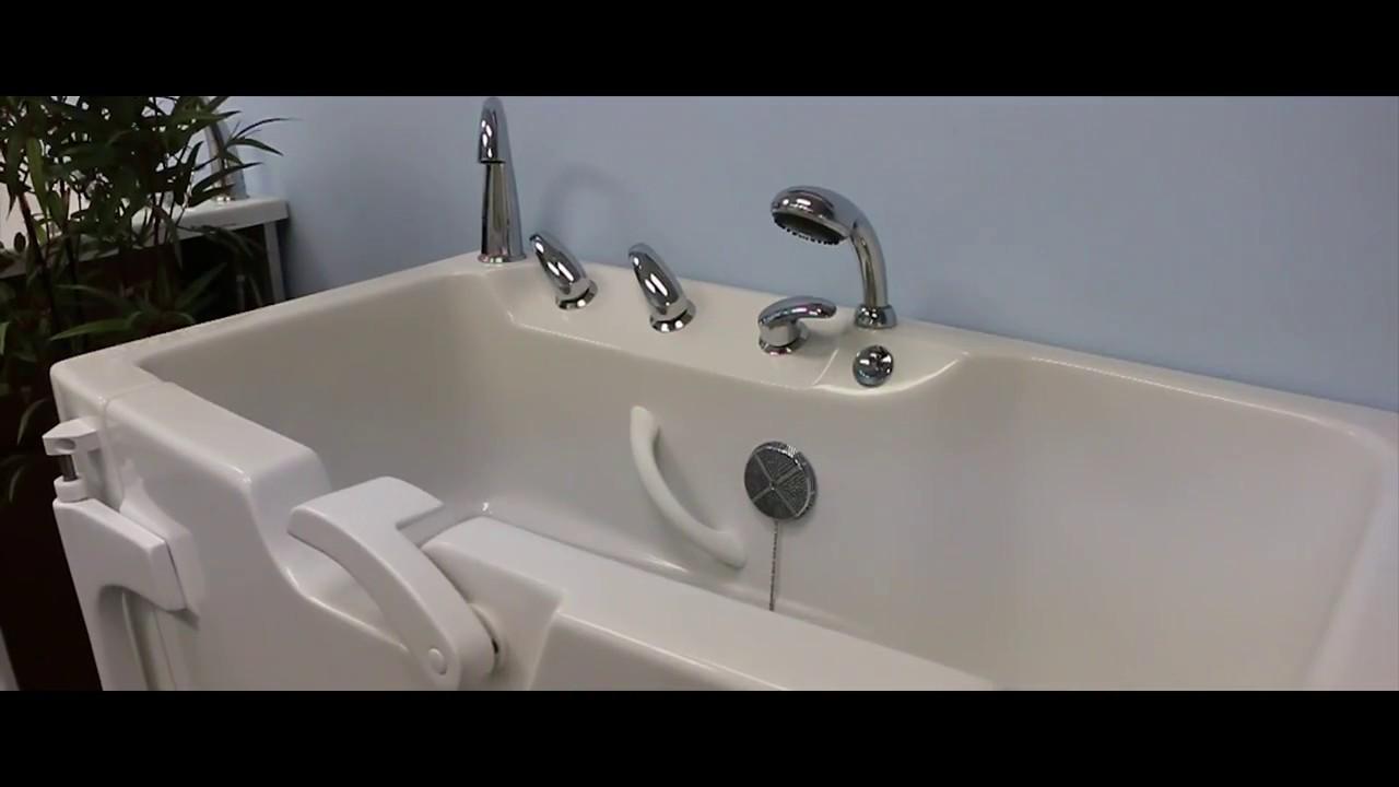 Walk In Tubs Showroom Tampa Lifestyle Remodeling YouTube - Bathroom showroom tampa