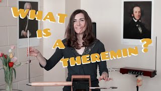 Carolina talks Theremin - An overview for composers and music lovers