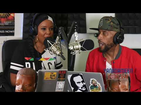 Pro-BLACK + INTERRACIAL DATING: Is it a CONTRADICTION? ¦ Review: This Is America ¦ Godcast Freestyle