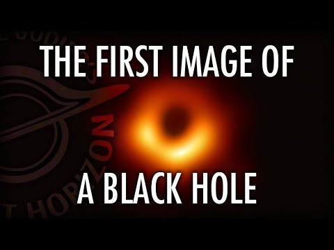 The First Image of a Black Hole with Dr. Feryal Ozel