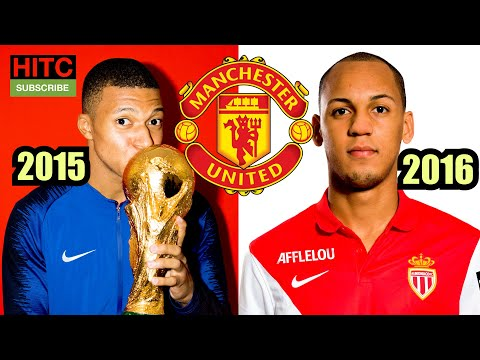 Who Man United SHOULD Have Signed EACH Year (02-20)