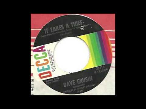 Dave Grusin  It Takes A Thief US, JazzFunk 1968  TV  Theme