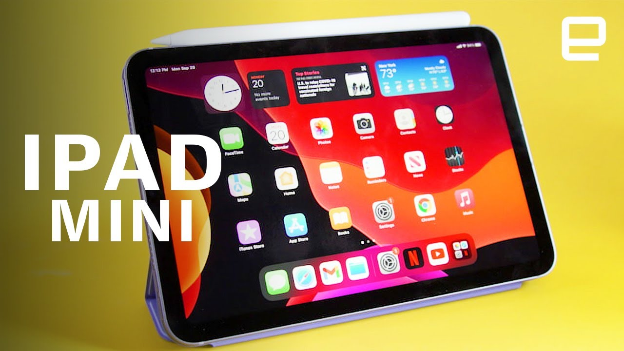 Download iPad Mini 2021 review: The best small tablet?