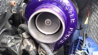 Masterpower 70mm ball bearing turbo for sale