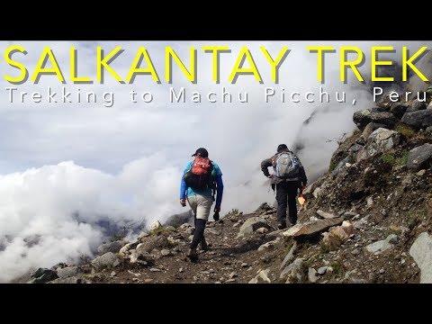 Salkantay Trek to Machu Picchu, PERU [+Lake Titicaca & Colca Canyon]