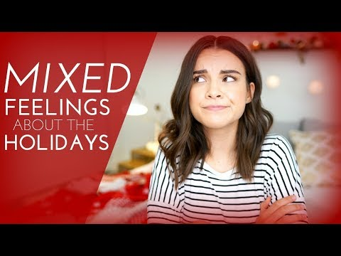 Mixed Feelings About the Holidays (+ My DNA Test Results) | Ingrid Nilsen