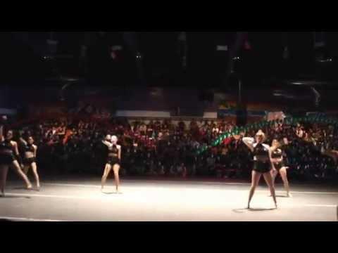 DB Dance Team Performing Arts Rally