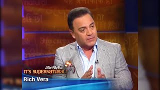 Rich Vera on SID ROTH: TB JOSHUA, CHRIS OYAKHILOME and ALPH LUKAU are God's generals of fire 🔥