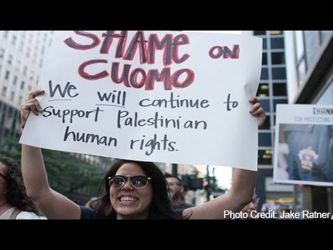 Anti-BDS Campaign Aims to Undermine Academic Freedom and Free Speech on Palestine