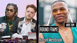 Glasses Experts Break Down Athlete Sunglasses (LeBron James, De'Aaron Fox) | Game Points | GQ Sports