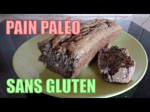 pain-sans-gluten-et-sans-farine-(3-ingrédients-simples)