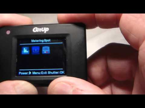 GitUp Git 2 Action Camera . The BIG Review. Unboxing, Using and Test Clips