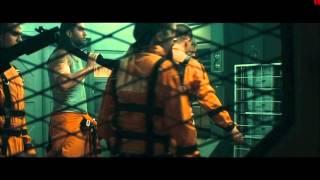 Lockout psycho kills first prisoner Scene HD