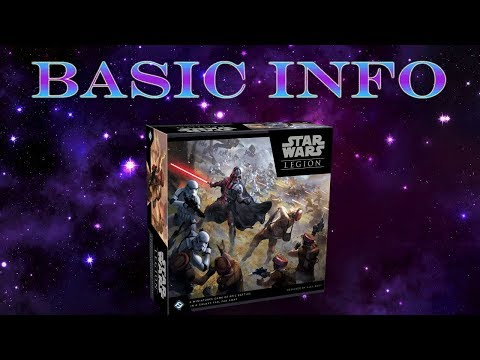 Star Wars Legion - Basic Information
