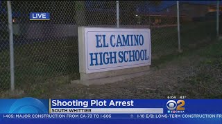 South Whittier School Shooting Plot Averted, Authorities Say thumbnail