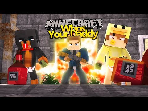 Minecraft - Donut the Dog Adventures -BABY DUCK BREAKS OUT OF PRISON-WHOS YOUR DADDY!!