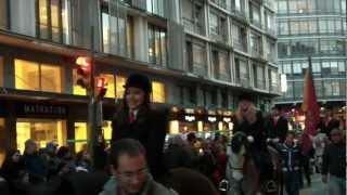 La Passada de Sant Antoni Abat i els tres tombs de Sabadell 2013