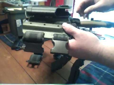 Gerber Lmf Knife Blackhawk Drop Leg Combo Youtube
