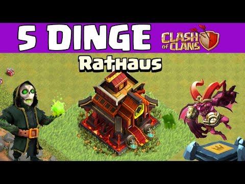 5 Dinge bei RATHAUS 12...die kommen müssen! ☆ Clash of Clans ☆ CoC