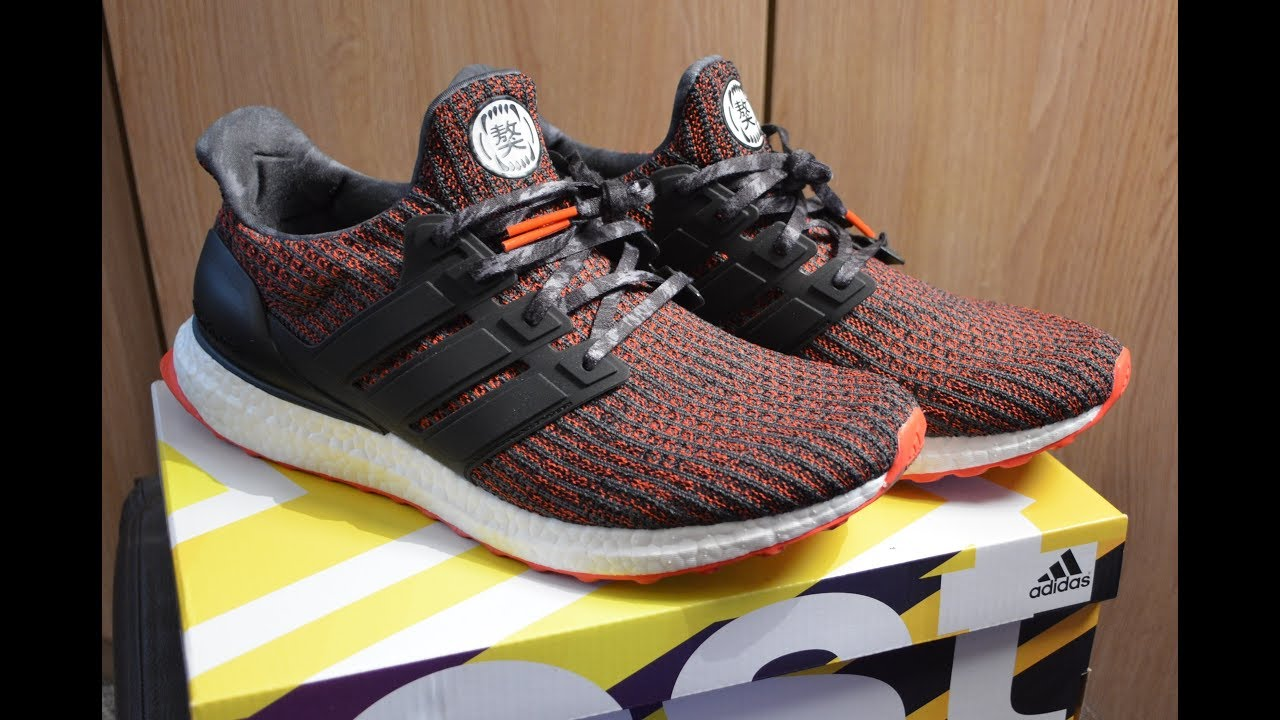 40de3c3cefb ultra boost 4.0 chinese new year s (year of the dog)!!! - YouTube