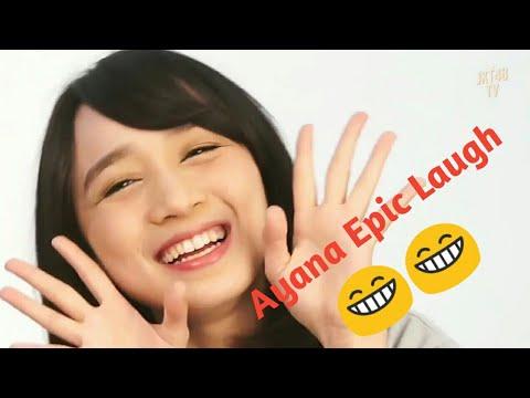 Ketawanya Ayana JKT48 Renyah Bangeeet😁